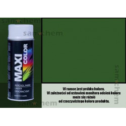 Farba SPRAY 6002 ZIELONY maxi color MOTIP 400ML