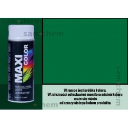 Farba SPRAY 6029 ZIELONY maxi color MOTIP 400ML