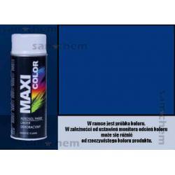Farba SPRAY 5002 NIEBIESKI CIEMNY maxi color MOTIP 400ML