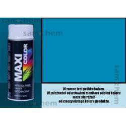 Farba SPRAY 5012 NIEBIESKI JASNY maxi color MOTIP 400ML