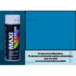 Farba SPRAY 5015 NIEBIESKI maxi color MOTIP 400ML