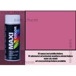 Farba SPRAY 4003 FIOLETOWY maxi color MOTIP 400ML