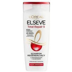 L'Oreal Elseve szampon wypełniający total repair 400 ml