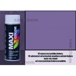 Farba SPRAY 4005 NIEBIESKI LILIOWY maxi color MOTIP 400ML