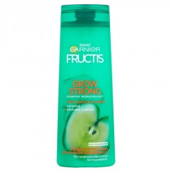 Garnier New Fructis Grow Strong Szampon do włosów osłabionych 400ml