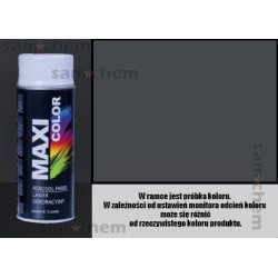 Farba SPRAY 7024 GRAFITOWY maxi color MOTIP 400ML