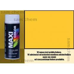 Farba SPRAY 1018 CYTRYNOWY maxi color MOTIP 400ML