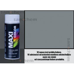 Farba SPRAY 7046 SZARY maxi color MOTIP 400ML