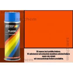 Farba SPRAY FLUO POMARAŃCZOWY maxi color 400ML