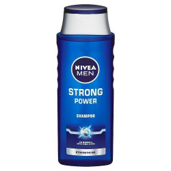 NIVEA MEN SZAMPON STRONG POWER 400ML