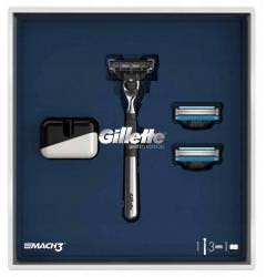 GILLETTE MACH 3 ZESTAW LIMITED EDITION