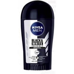 NIVEA MEN BLACK&WHITE ORIGINAL SZTYFT 40 ML