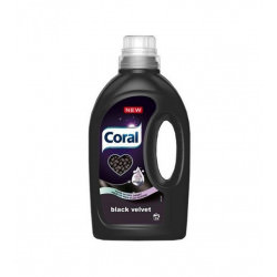 CORAL BLACK ŻEL DO PRANIA 1,25L