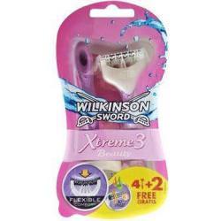 WILKINSON XTREME3 BEAUTY 6SZT WOMEN