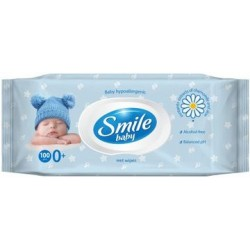 SMILE BABY CHUSTECZKI RUMIANKOWE 100SZT