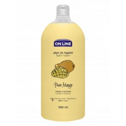 ON LINE KREMOWY PŁYN DO KĄPIELI MANGO 980ML