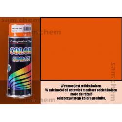 Farba SPRAY COLOR 400ML POMARAŃCZOWY RAL 2004