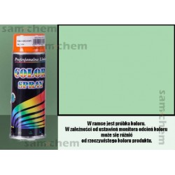 Farba SPRAY COLOR 400ML ZIELONY PASTELOWY RAL 6019