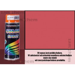Farba SPRAY COLOR 400ML RÓŻOWY RAL 3017