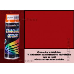 Farba SPRAY COLOR 400ML RUBINOWY RAL 3003