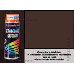 Farba SPRAY COLOR 400ML BRĄZ CZEKOLADOWY RAL 8017