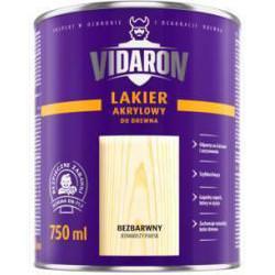 VIDARON LAKIER AKRYLOWY 2,5L BEZBARWNY