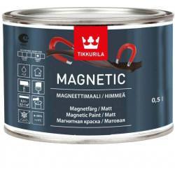 TIKKURILA MAGNETIC 0.5L – FARBA MAGNETYCZNA NA ŚCIANĘ