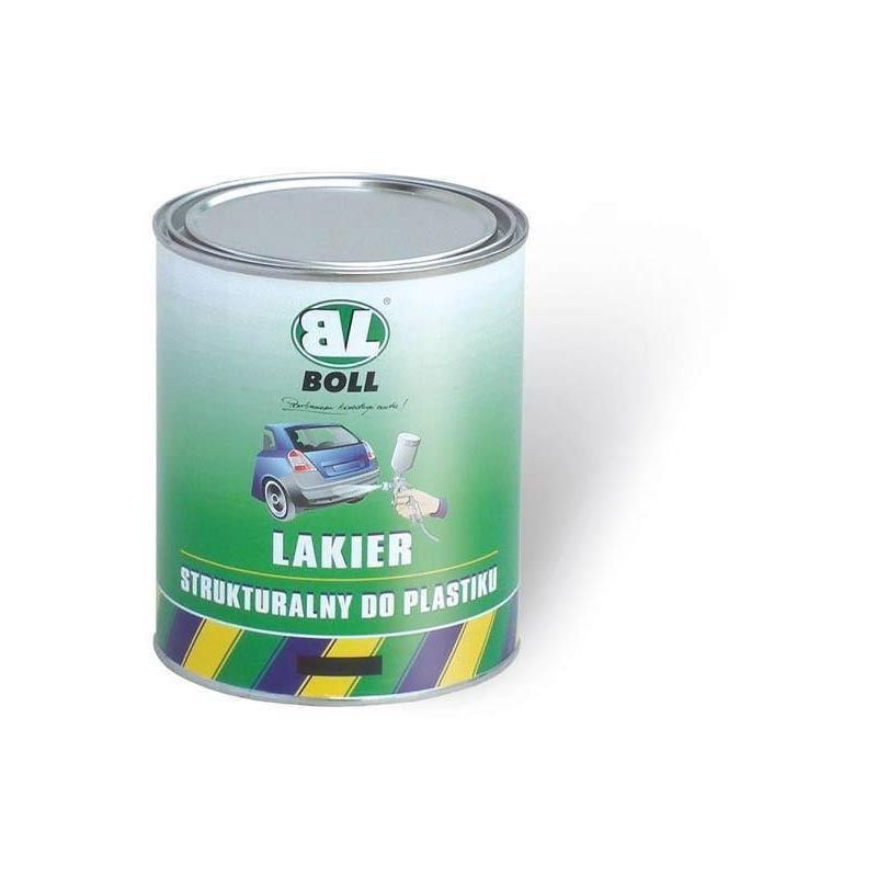 BOLL lakier strukturalny do plastiku 1000 ml czarny