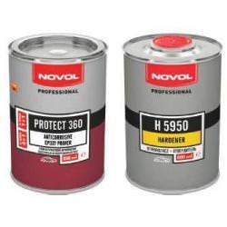 Podkład Epoksydowy Antykorozyjny 0.8L Novol Protect 360