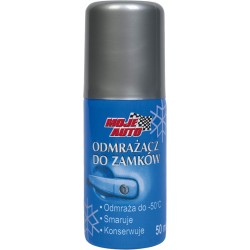 MOJE AUTO Odmrażacz do zamków 50 ml