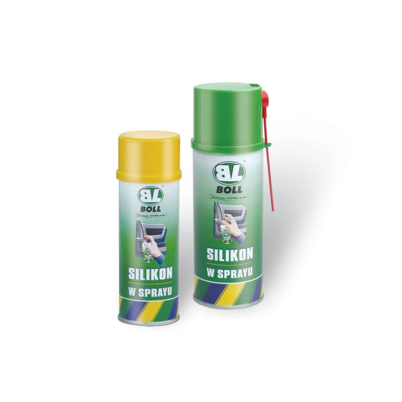 BOLL silikon w sprayu 400 ml