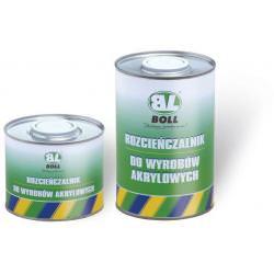BOLL rozcieńczalnik do wyrobów akrylowych 1000 ml