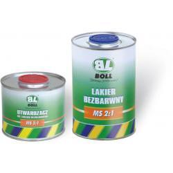 BOLL lakier bezbarwny MS 2:1 1000 ml