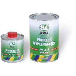 BOLL podkład wypełniający HS 4:1 HYBRID 800 ml szary