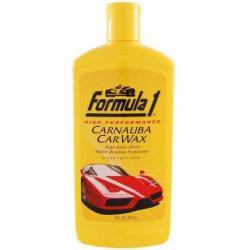 FORMULA1 473ML CAR WAX CARNAUBA