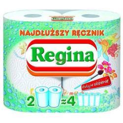 Ręcznik papierowy Regina Najdłuższa rolka 2szt.