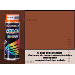 SPRAY COLOR 400ML MIEDZIANY RAL 8004
