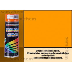 SPRAY COLOR 400ML RAL 1028 MELON