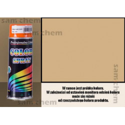 SPRAY COLOR 400ML BEZOWY RAL 1001