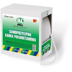 BOLL samoprzylepna gąbka poliuretanowa 13 mm / 50mb