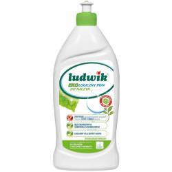 Ekologiczny płyn do naczyń o zapachu cytrusów i zielonej herbaty Biodegradowalny