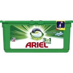 Ariel Kapsułki do prania białych i jasnych tkanin 28 szt