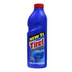 Żel do udrożniania i dezynfekcji rur Tiret 1L