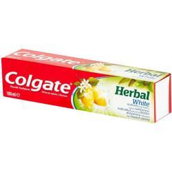Colgate Herbal White Pasta do zębów z fluorem 100 ml