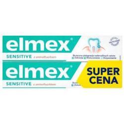 ELMEX Sensitive Pasta do zębów – 2x75ml