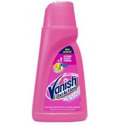 Vanish odplamiacz płyn 1,5L Pink