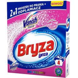 Bryza Lanza Vanish Power Proszek do prania + odplamiacz 2w1 do koloru 300 g (4 prania)