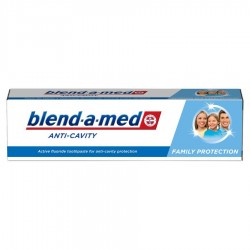 Blend-a-med Anti-Cavity Family Protection Pasta do zębów 100 ml
