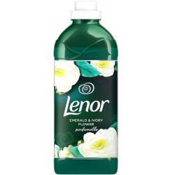 Lenor Emerald & Ivory Flower Płyn do płukania tkanin 1420ML 48 prań