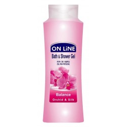 On Line Bath & Shower Gel Płyn do kąpieli i pod prysznic Balance 750 ml